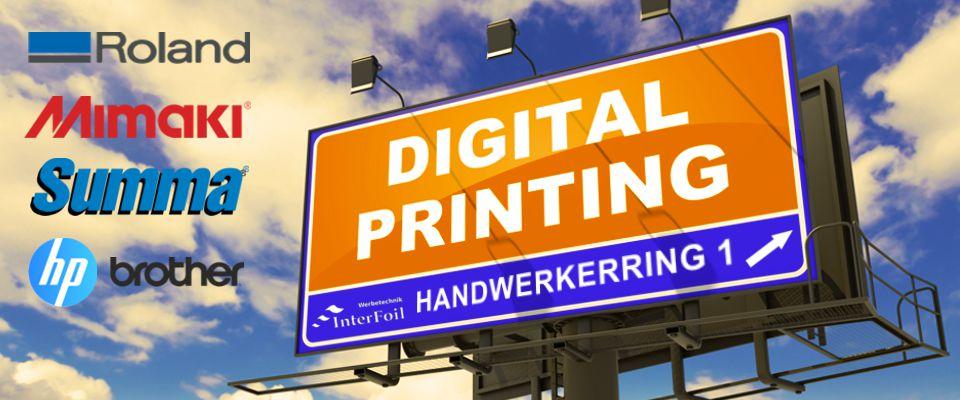 Digitaldruck und Weiterverarbeitung....